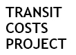 Transit Costs Project Logo